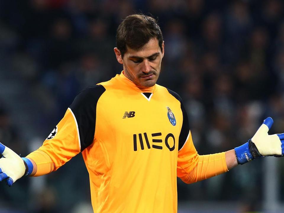 «Casillas tem contrato até 2017/18»
