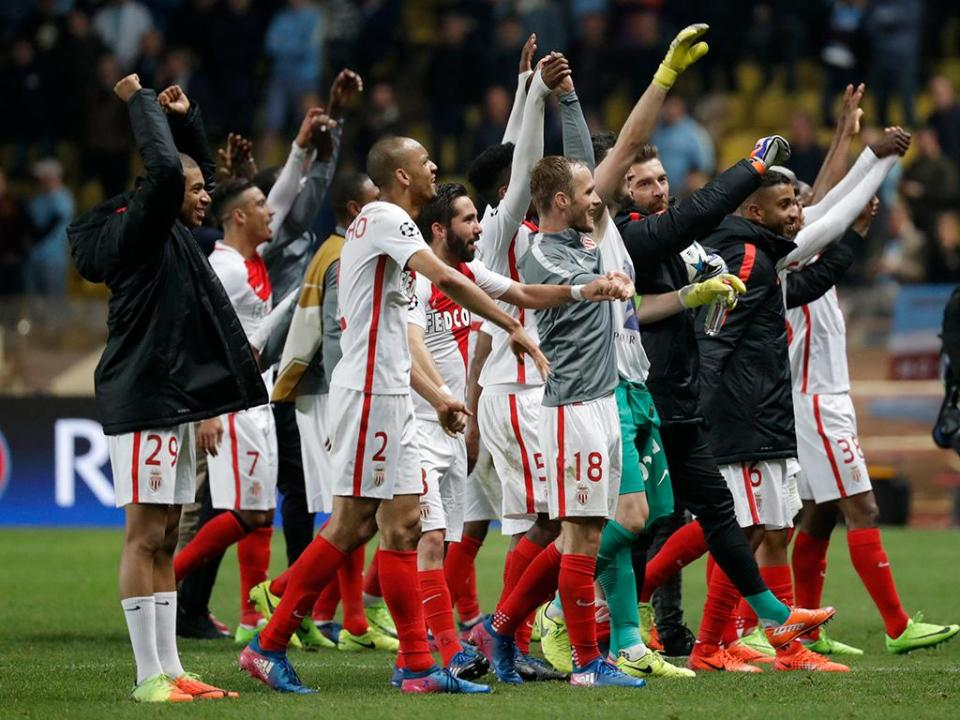 Moutinho assiste e Mónaco volta a ganhar com selo de Mbappé