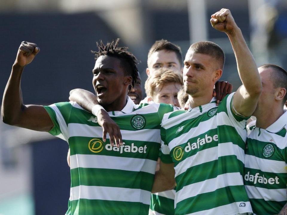 Escócia: Celtic a uma vitória do «hexa»