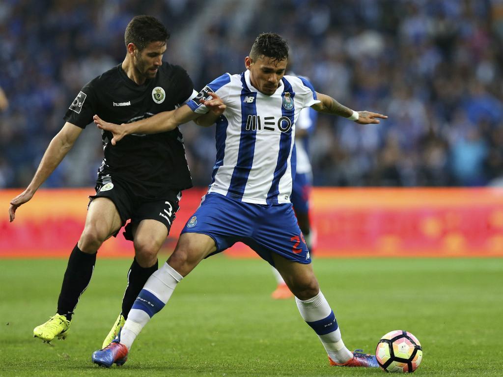 FC Porto: Soares descansou ao sétimo jogo