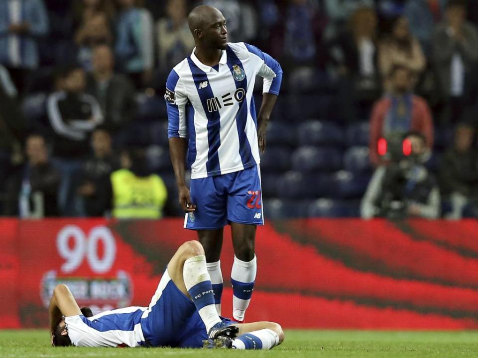 Ivo Vieira e Conceição aplaudiram regresso de Danilo