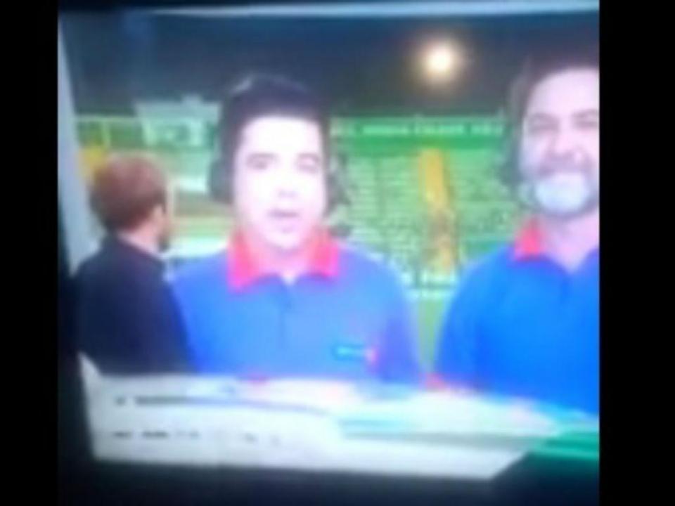 Roger (ex-Benfica) baralhado: 25 a dividir por 5 dá... 3?!