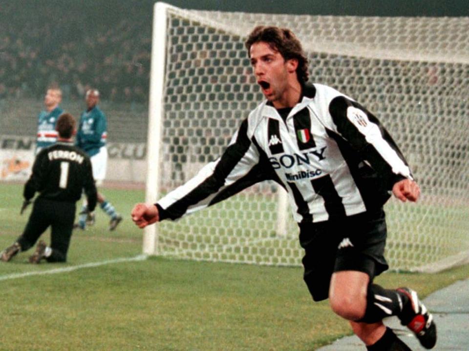 Del Piero: «Ronaldo é o melhor do mundo»