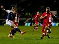 Escócia e Canadá empatam (1-1) em particular