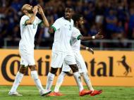 Qualificação Mundial: Tailândia-Arábia Saudita