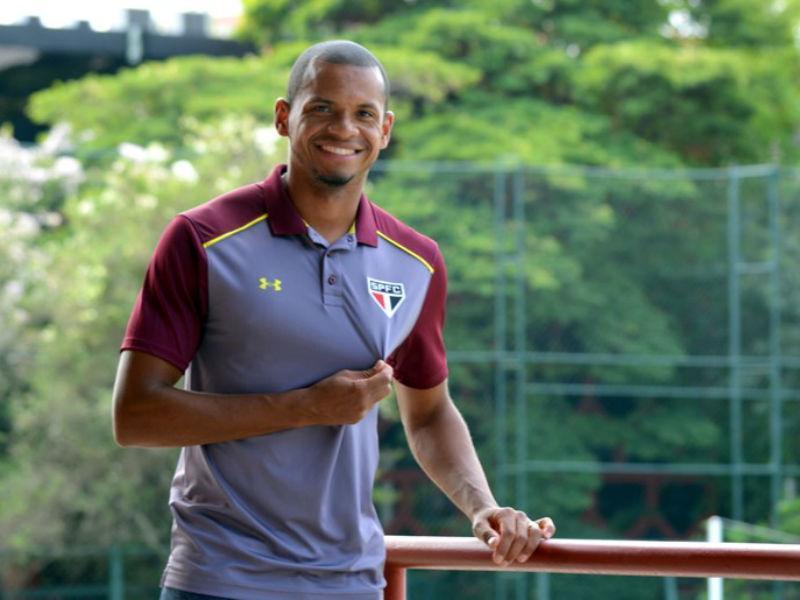 Edimar: «Quem não quer fica num gigante como o São Paulo?»