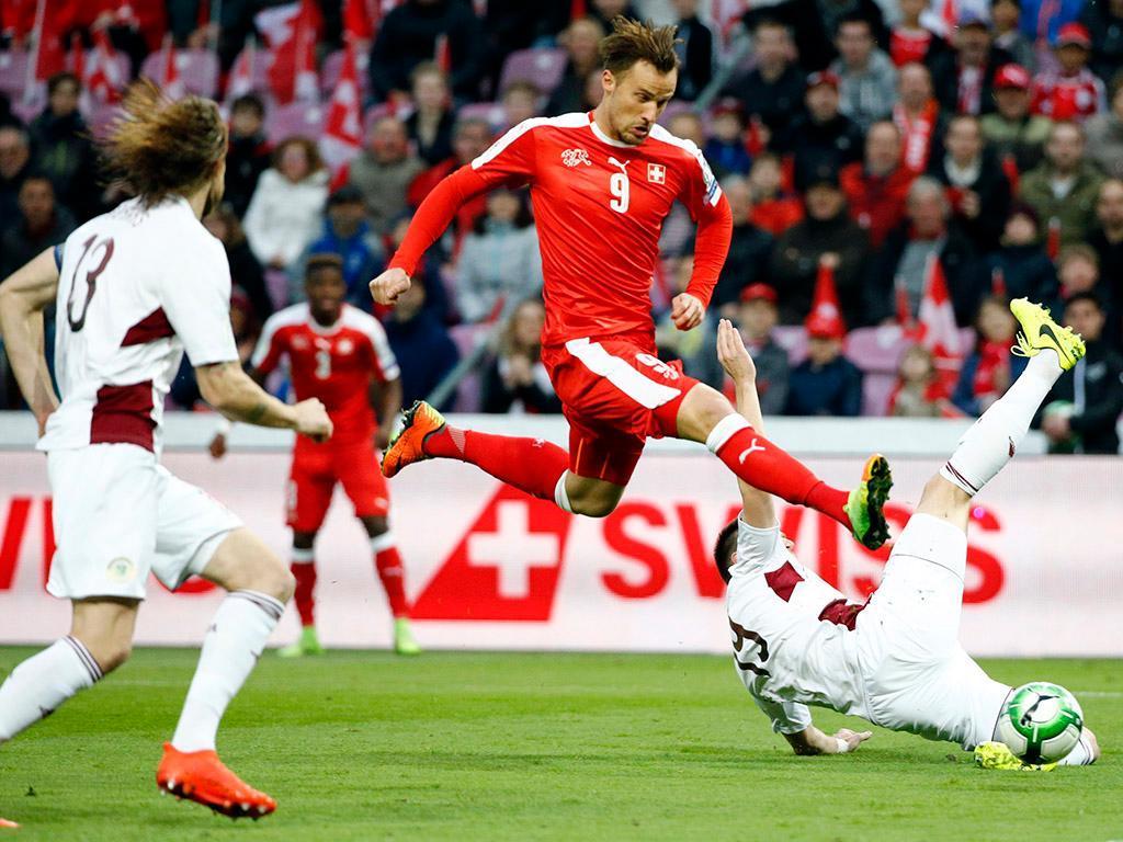 Seferovic é um rapaz muito trabalhador e espera sempre marcar golos