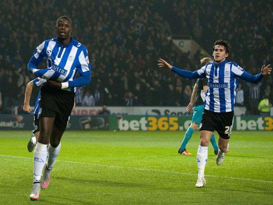 Lucas João marca, Sheffield Wednesday vence Reading de Ilori