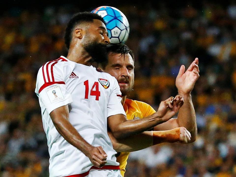 Taça da Ásia: EAU e Bahrein empatam na abertura
