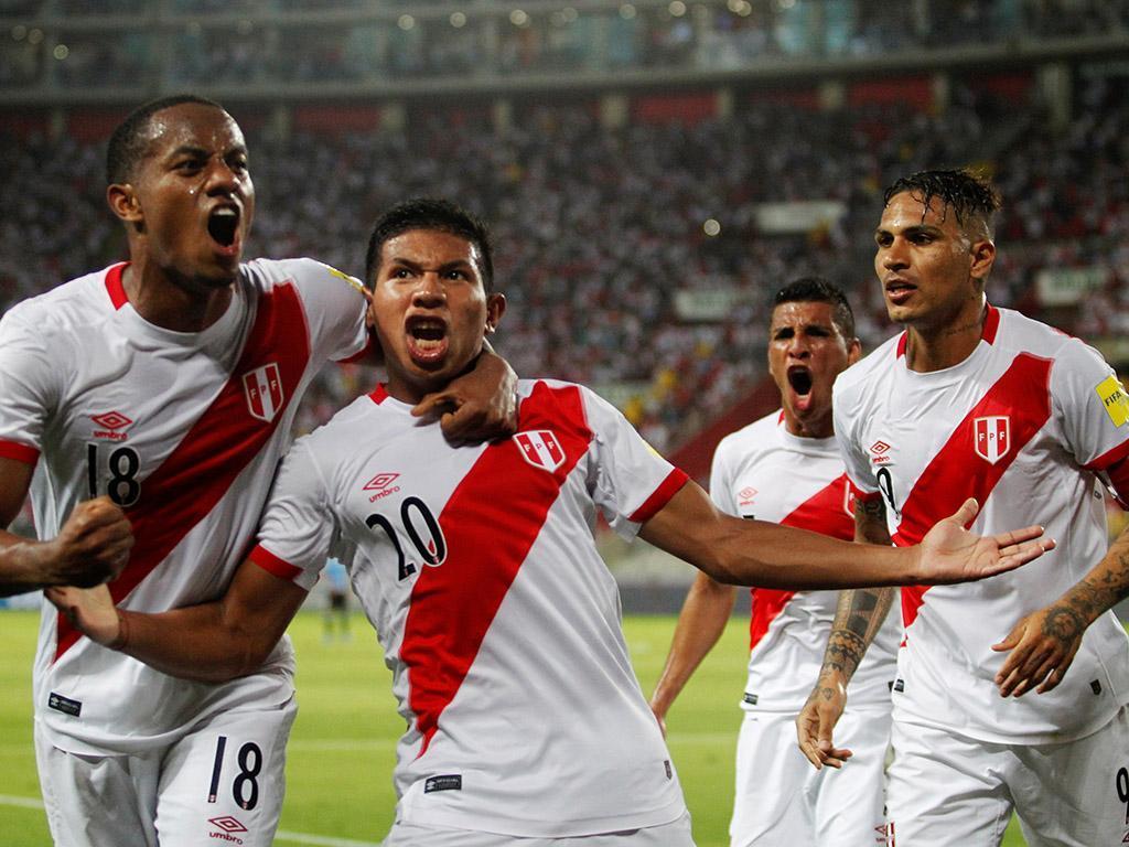 Peru: Hurtado e Carrilo na seleção para o play-off do Mundial 2018