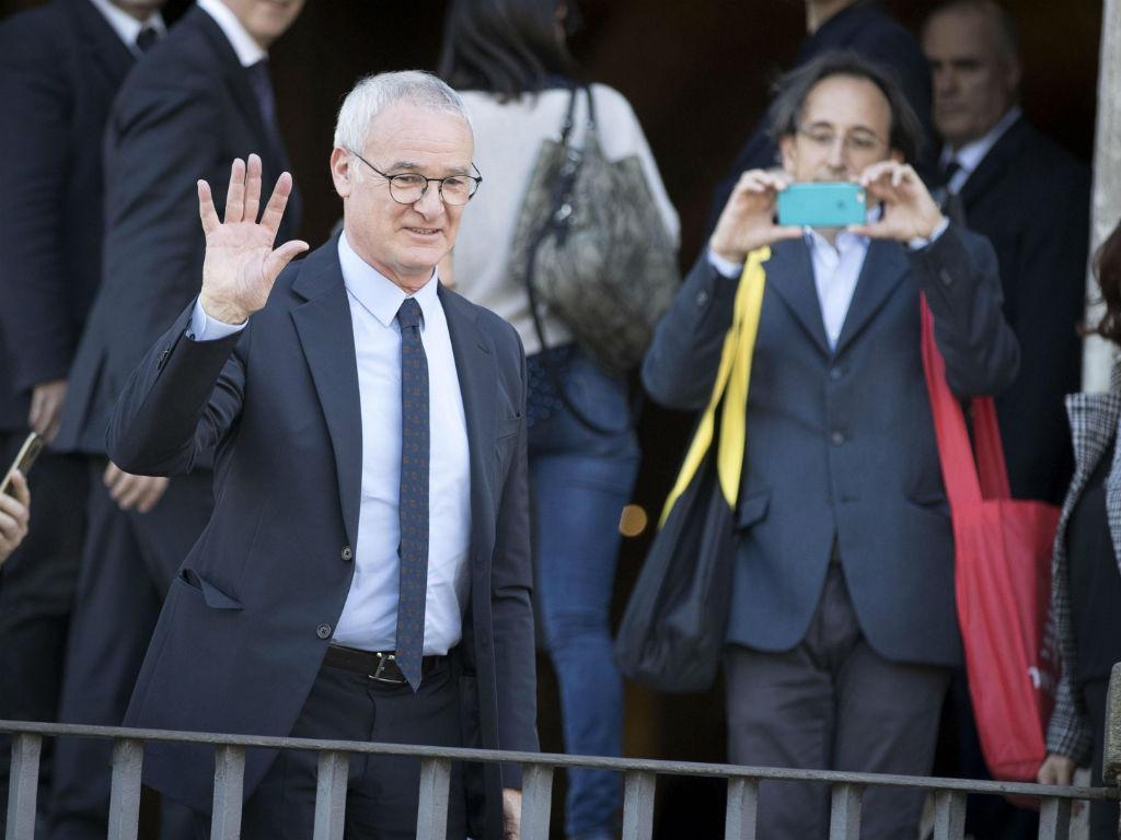 Ranieri pode não assinar pelo Nantes por ser…demasiado velho