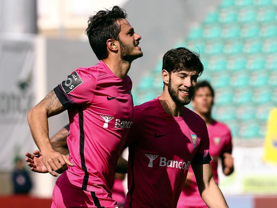 Tondela-Estoril, 0-2 (resultado final)
