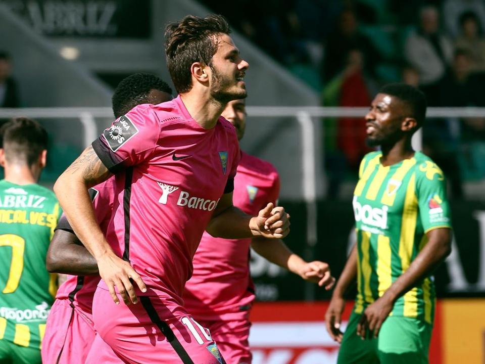 Tondela-Estoril, 0-2 (destaques)