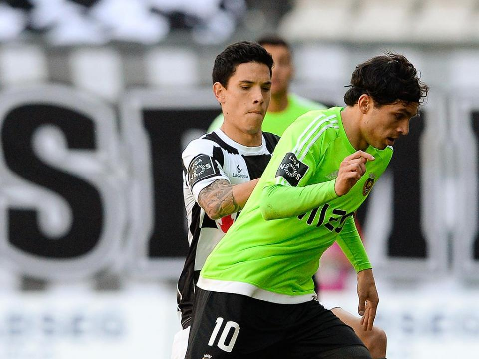 Boavista-Rio Ave, 0-1 (resultado final)