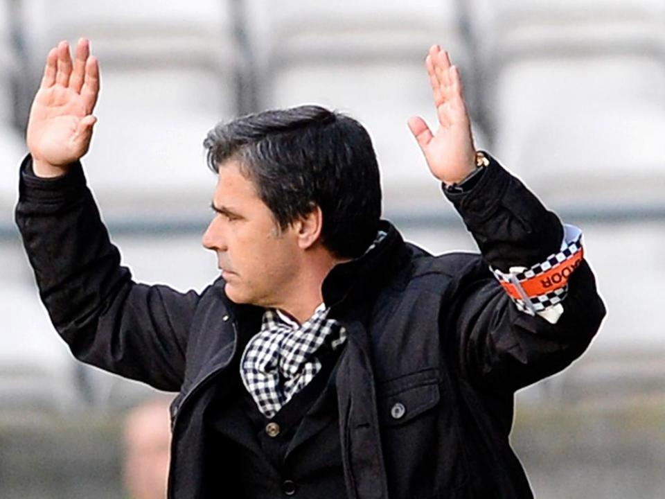 Miguel Leal: «Boavista ainda passa por muitas dificuldades»
