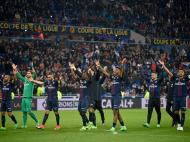 PSG vence Taça da Liga Francesa (Lusa)
