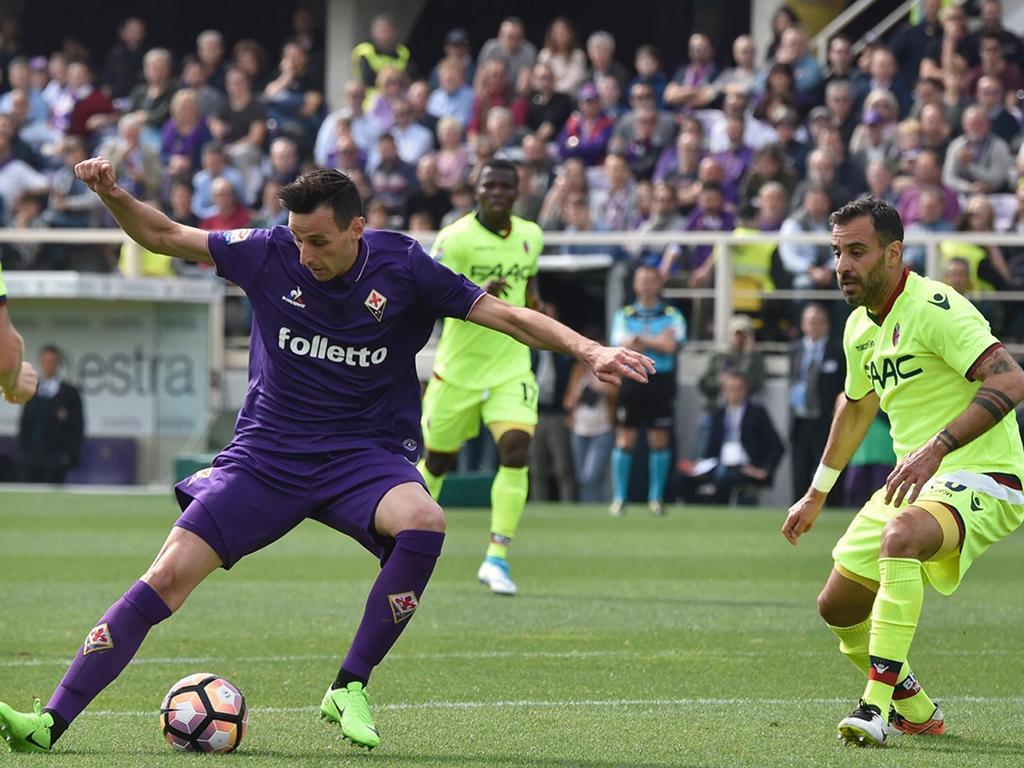 Fiorentina: Kalinic falha regresso e direção dá-lhe mais 48 horas