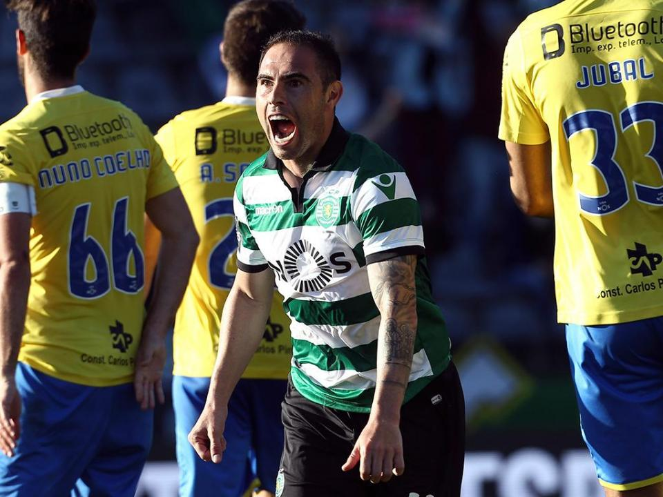 Arouca-Sporting, 1-2 (crónica)