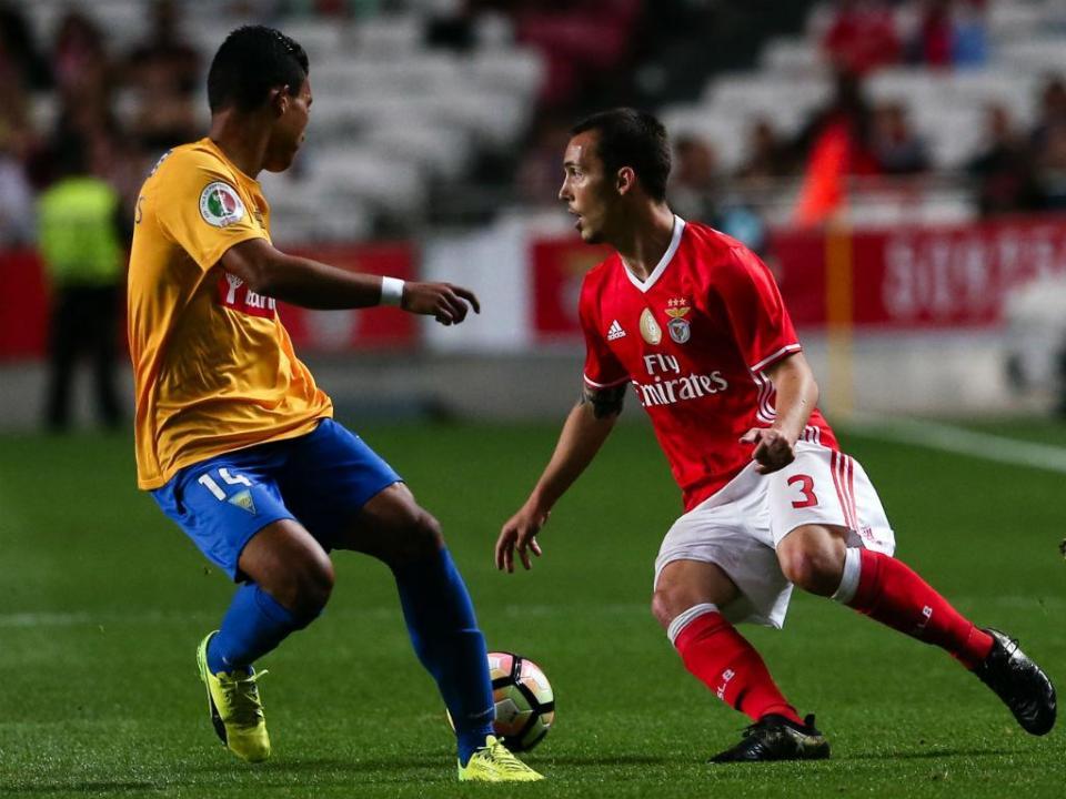 Bruno Gomes bisou em Alvalade e na Luz: «Dedico os golos a Deus»