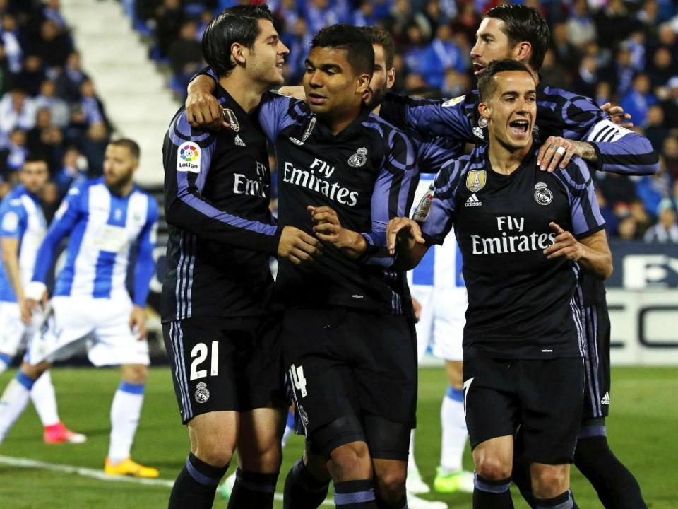 Morata faz de Ronaldo em Leganés: «hat trick» perfeito