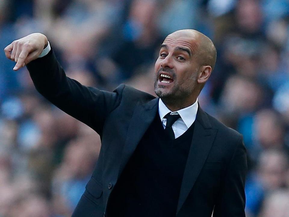 Guardiola: «O mais importante para um árbitro é proteger os jogadores»