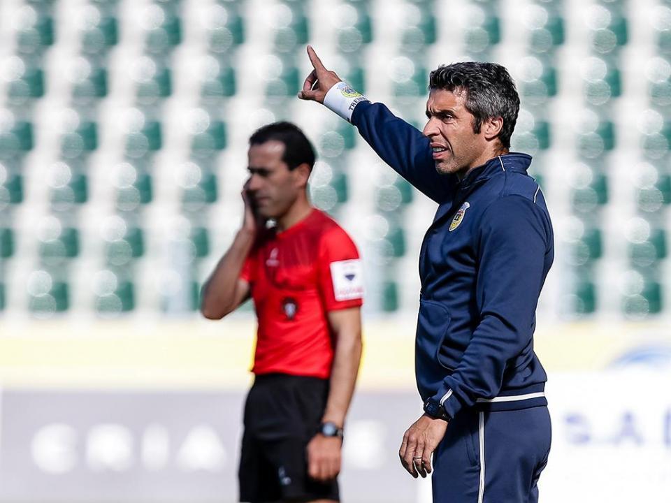 Jorge Leitão: «Ficámos intranquilos com o golo do empate»