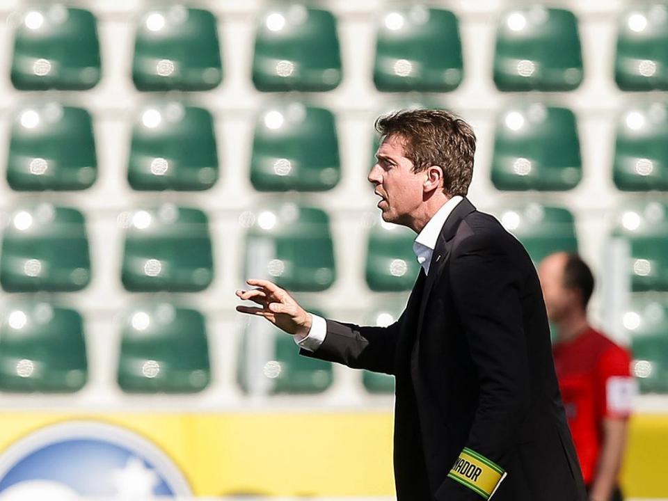 Vasco Seabra: «Não perder é um mal menor»