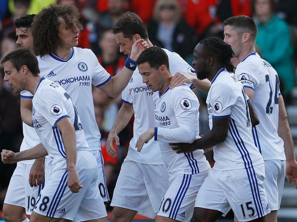 Premier League: Chelsea não abana perante a pressão dos Spurs