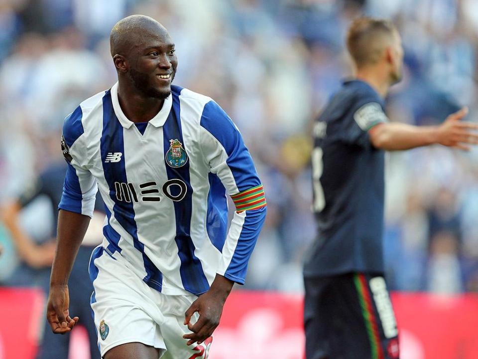 As provas de como Danilo mandou no Moreirense-FC Porto