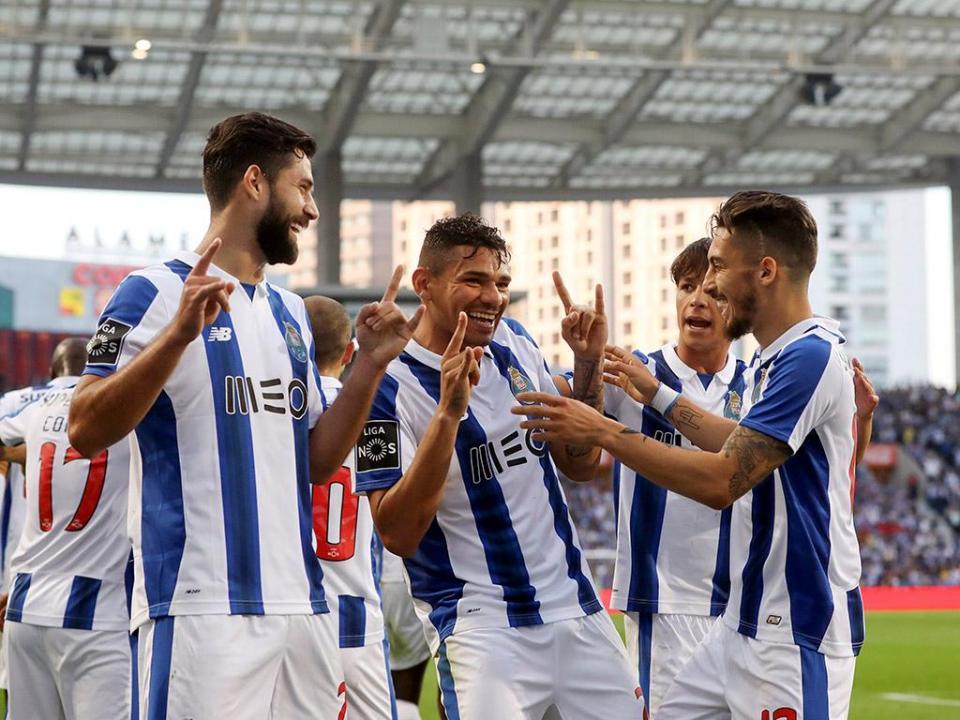 FC Porto-Belenenses, 3-0 (resultado final)