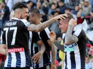 Udinese-Génova (Lusa)