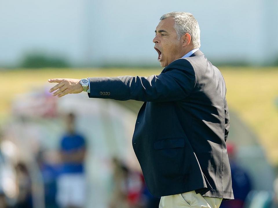 José Couceiro: «Não posso desculpar os erros que cometemos»