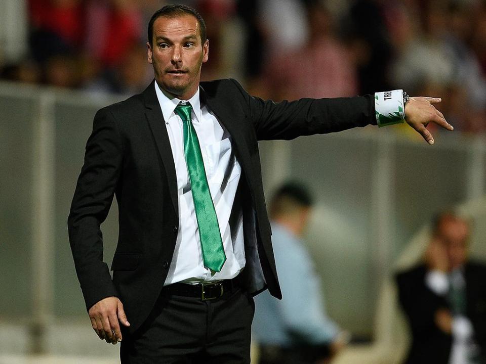 OFICIAL: Petit deixa o Moreirense