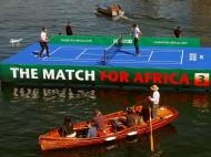 Match for Africa 3 (Reuters)