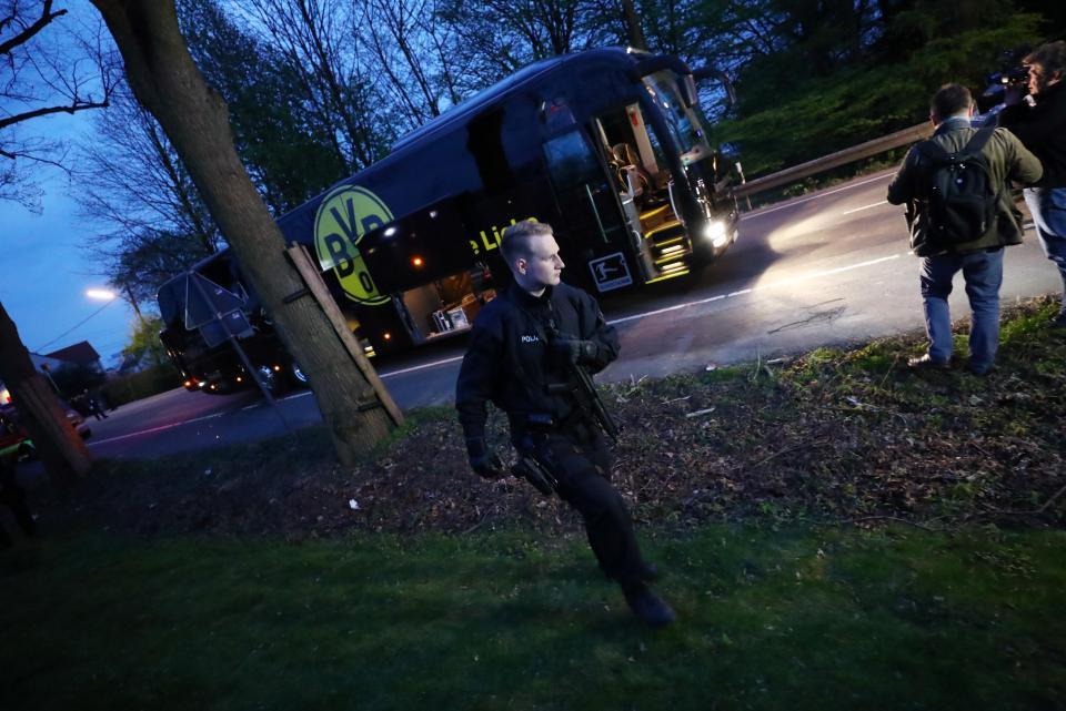 Dortmund: julgamento do autor do ataque ao autocarro já tem data