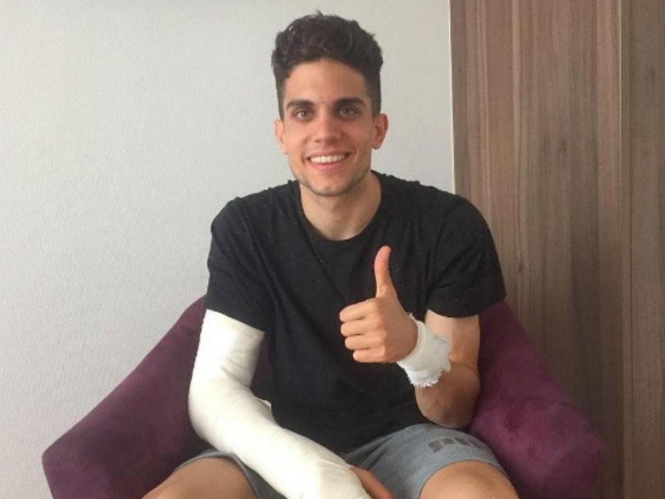 Marc Bartra: «Era igual se me cortavam o braço ou não, só pensava que estava vivo»