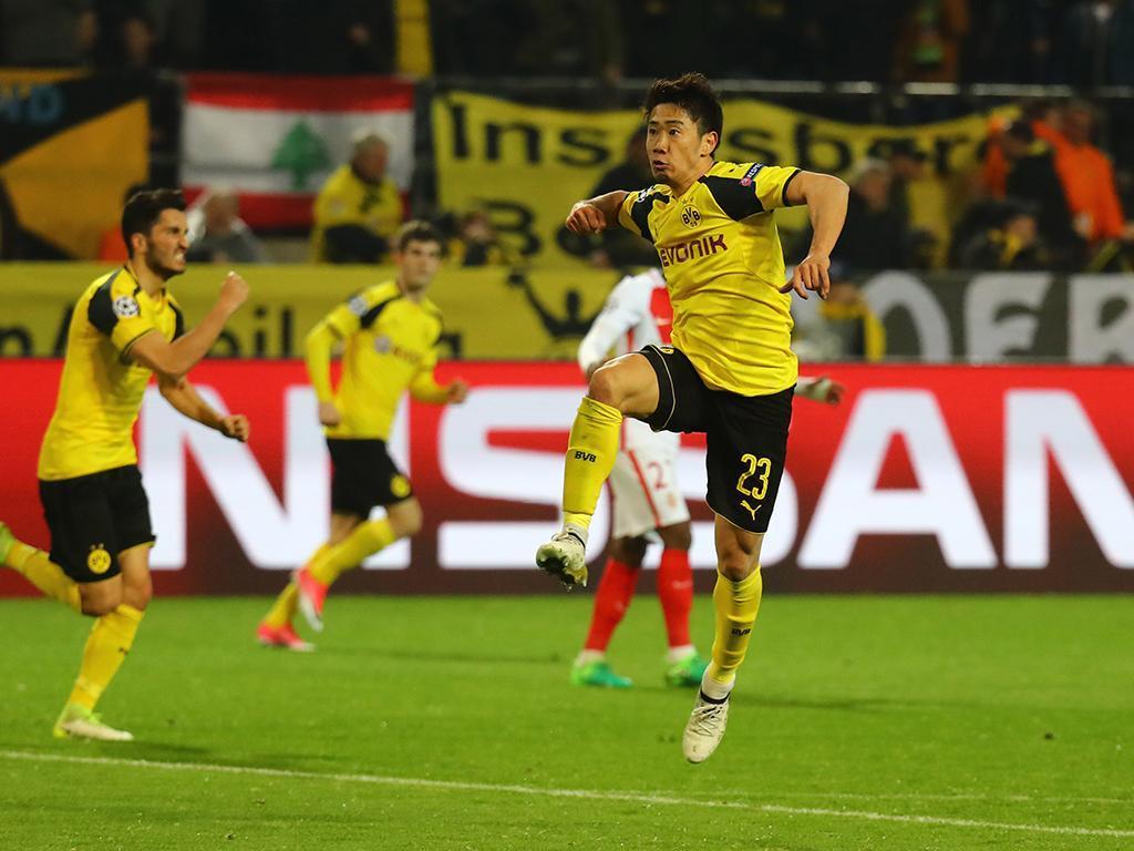 Borussia Dortmund renova contrato de Kagawa até 2020