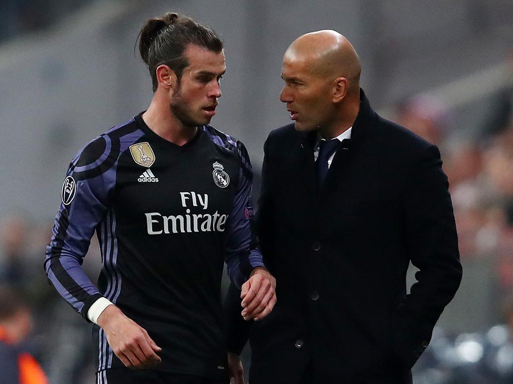 Zidane sobre Bale: «Não posso dar uma data para o regresso dele»