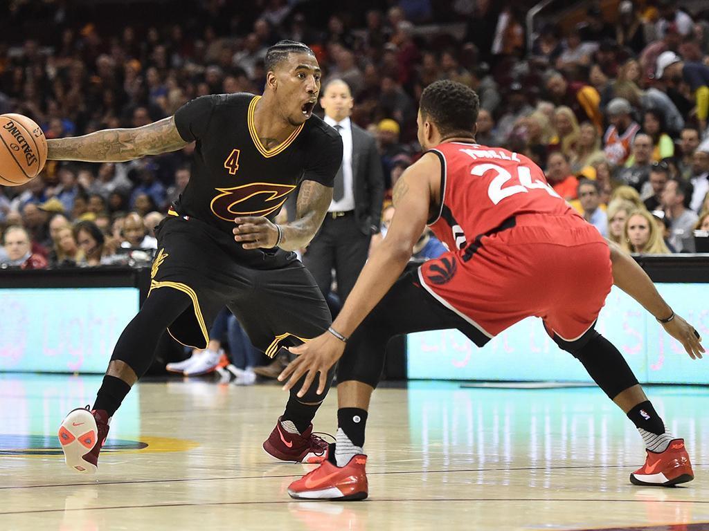 Cavaliers entram nos play-offs com triunfo sofrido — NBA