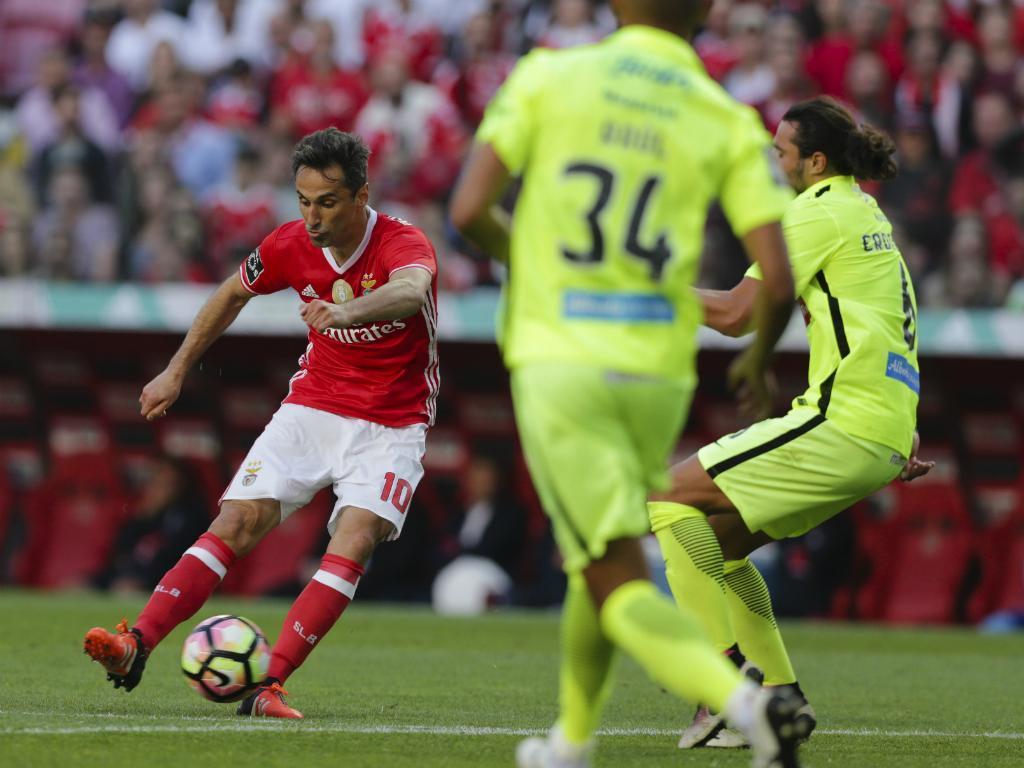 Benfica-Marítimo, 3-0 (resultado final)