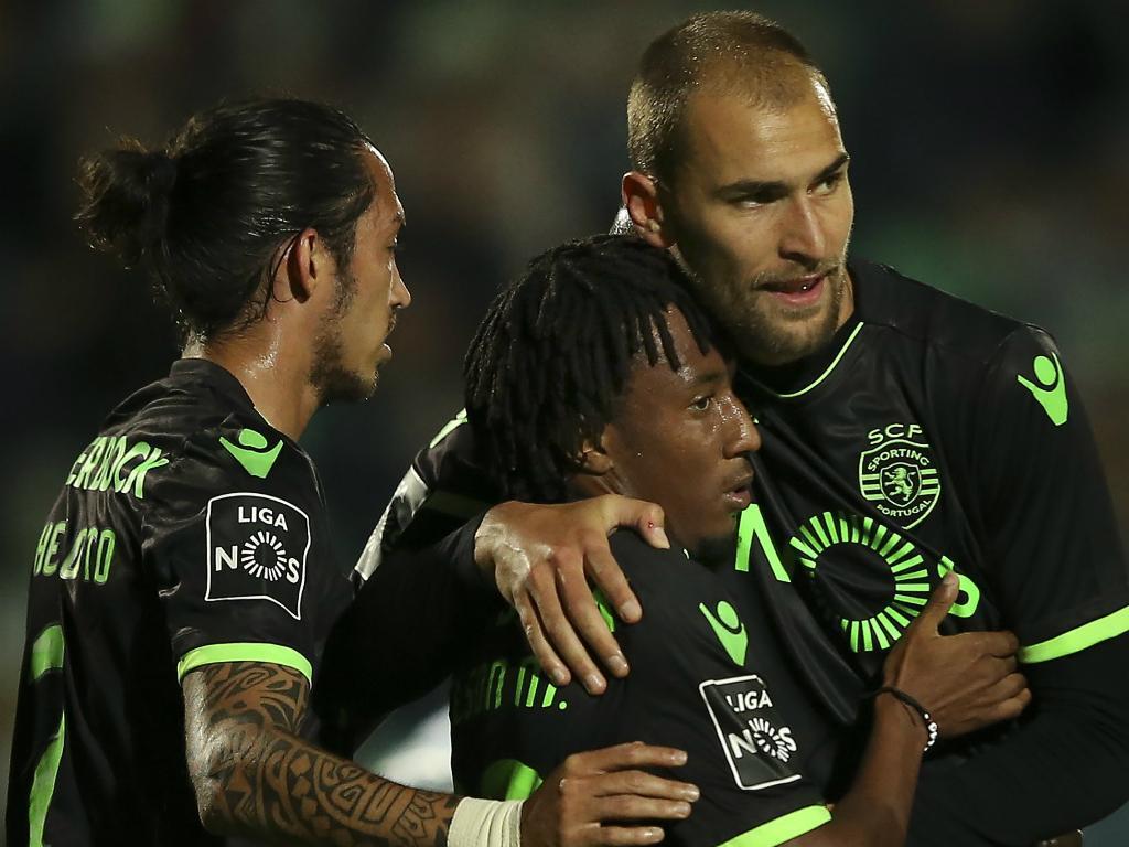 V. Setúbal-Sporting, 0-3 (crónica)