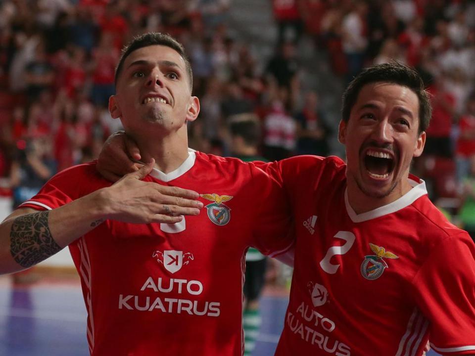 Futsal  Benfica renova com Bruno Coelho  542106c8fa786