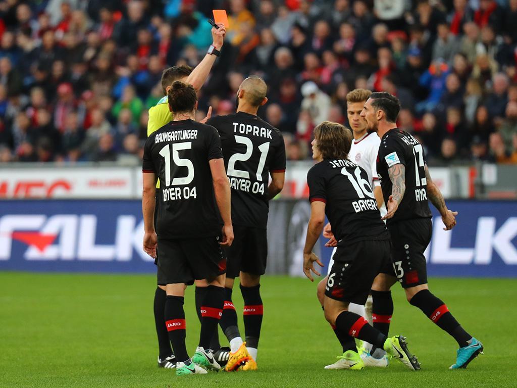 OFICIAL: Bayer Leverkusen renova com internacional alemão