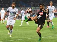 Nápoles-Udinese (Lusa)