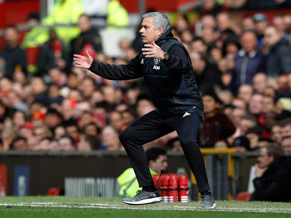 Mourinho: «Há jogadores que não percebem o que me faz confiar neles»