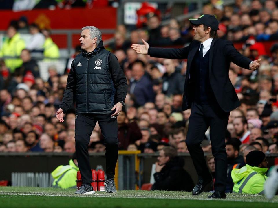 Mourinho vs Conte e outros clássicos para o fim de semana no sofá