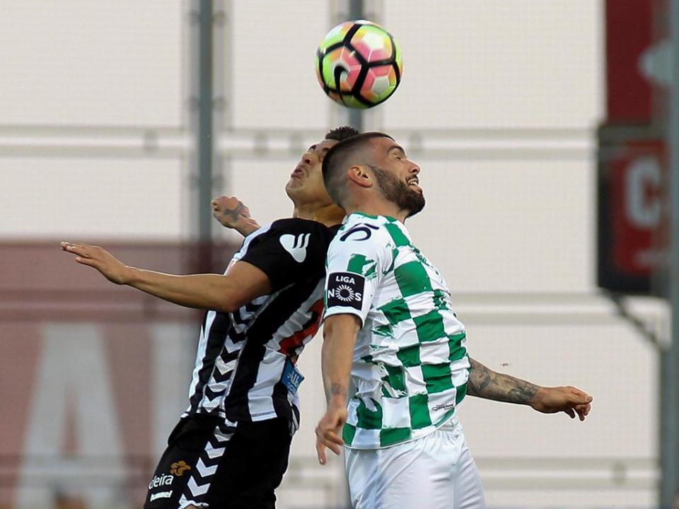 Nacional-Moreirense, 0-1 (crónica)
