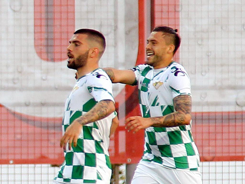 Nacional-Moreirense, 0-1 (destaques)