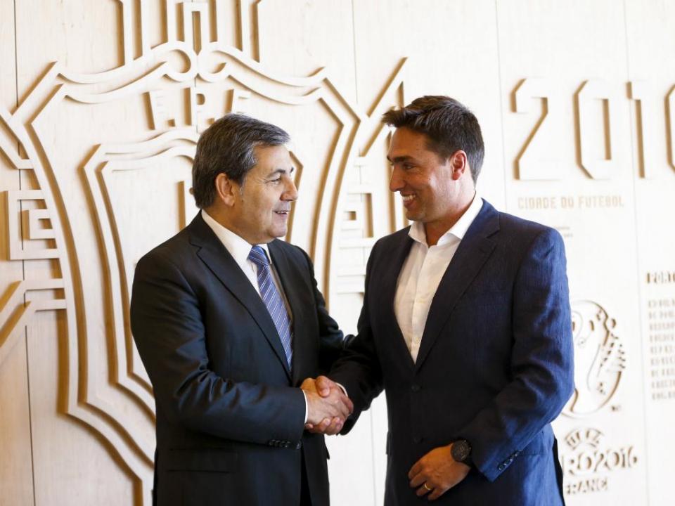 Rui Jorge: «Temos a obrigação de vencer o Liechtenstein»
