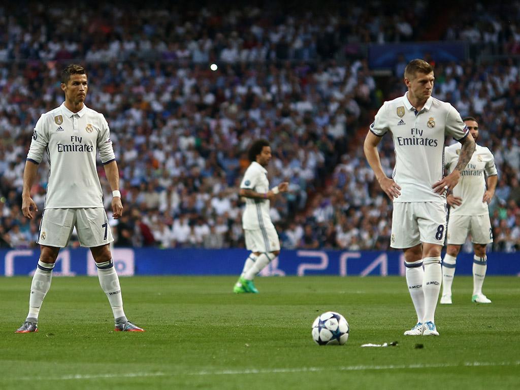 Kroos: «O Real Madrid manda em Espanha»